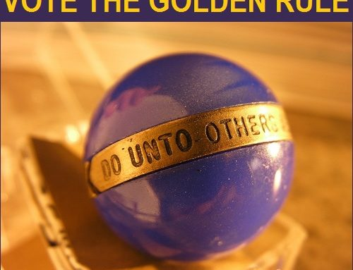 Vote the Golden Rule