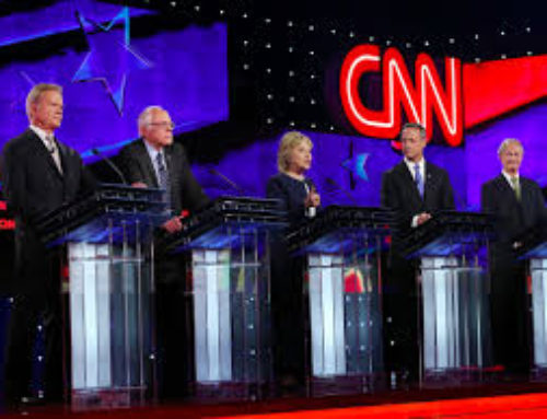 First Democratic Debate: The Grown-Up Table