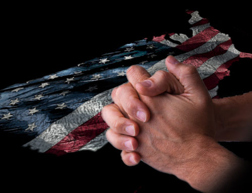 """Interview With Author Elizabeth Esther: """"Why American Churches Need to Repent"""""""
