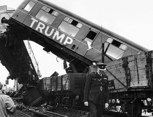 What Would Jesus Pod Episode 12: The Trump Train Wreck