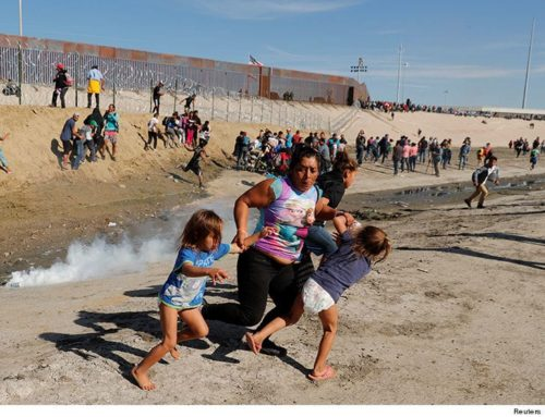 """What Would Jesus Pod? Episode 24: """"I Say Unto You…Tear Gas the Children?"""""""