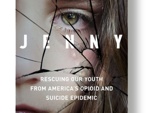 """What Would Jesus Pod? Episode 26 – The """"Politics"""" of the Opioid & Suicide Crisis: Interview with author of """"Saving Jenny"""""""