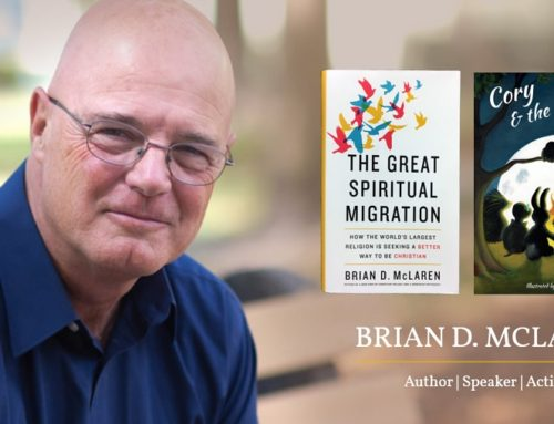 """What Would Jesus Pod? Episode 25: What Author Brian McLaren Thinks is """"A Better Way to be a Christian"""""""