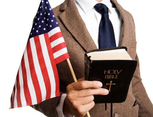 """""""Christian Dominionism"""" and Pat Robertson's Shadow Government"""