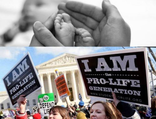 """What It Really Means To Be """"Pro-Life"""""""