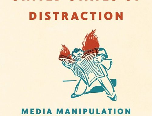 United States of Distraction: Interview with author & podcaster Dr. Nolan Higdon